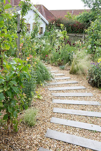 Gap gardens blog inspiration from one of the leading for Garden path designs uk
