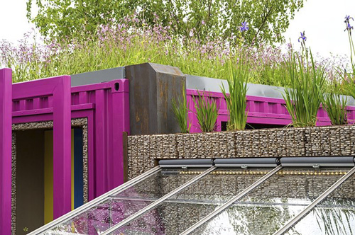 The Montessori Centenary Children's Garden, designed by Jody Lidgard, sponsored by Montessori Centre International City Asset Management, RHS Chelsea Flower Show, 2019 - © GAP Photos/Anna Omiotek-Tott
