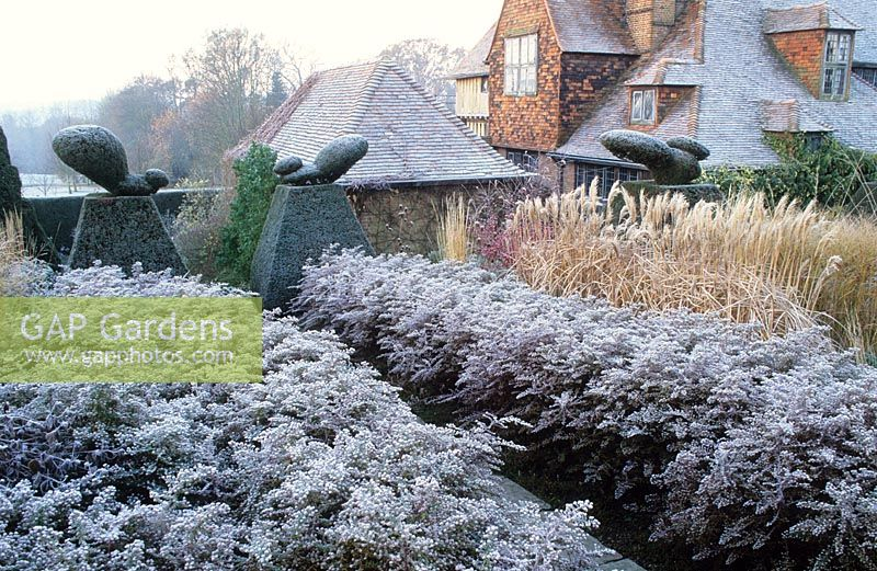 Surprising Gap Gardens  Frost In The Peacock Garden At Great Dixter With  With Engaging Frost In The Peacock Garden At Great Dixter With Topiary Grasses And Aster  Hedges  With Amusing Garden Desings Also Garden Saying In Addition Trebah Garden And Cheap Raised Garden Beds As Well As The Eden Garden Additionally New Garden Aberkenfig Menu From Gapphotoscom With   Engaging Gap Gardens  Frost In The Peacock Garden At Great Dixter With  With Amusing Frost In The Peacock Garden At Great Dixter With Topiary Grasses And Aster  Hedges  And Surprising Garden Desings Also Garden Saying In Addition Trebah Garden From Gapphotoscom
