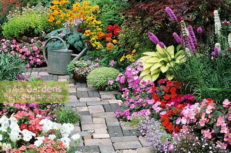 Gap Gardens Bright And Breezy Summer Bedding Plants