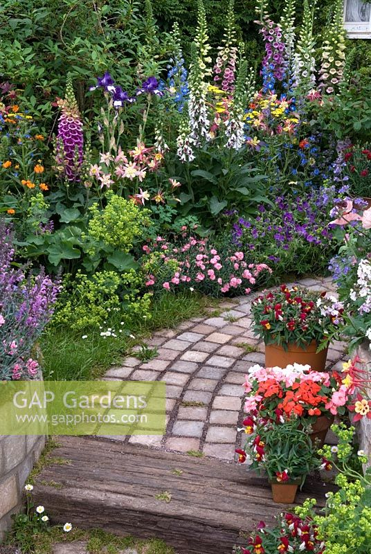Planting A Cottage Garden Home Design
