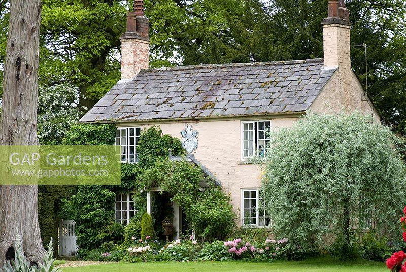 GAP Gardens - Gardeners cottage in the grounds of Henbury Hall ...