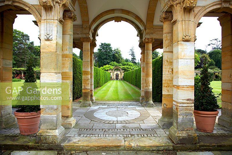 GAP Gardens - Hever Castle - Feature by Rachel Warne - GAP Gardens ...