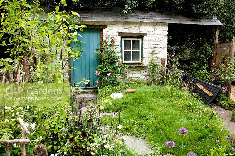 'A Postcard from Wales' - RHS Chelsea Flower Show 2011