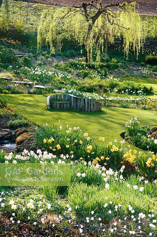 gap gardens jardin de berchigranges feature by. Black Bedroom Furniture Sets. Home Design Ideas