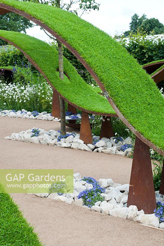 GAP Gardens - \'The World Vision Garden\', designed by John Warland ...