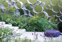 Cancer Research UK Garden, Sponsor - Cancer Research UK - Gold Medal Winners, Chelsea Flower Show 2008