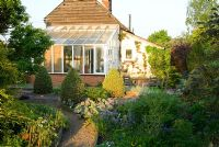 House with conservatory - Ivy Croft, Leominster, Herefordshire, UK