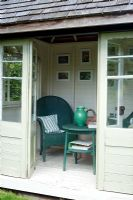 Summerhouse interior - Rustling End