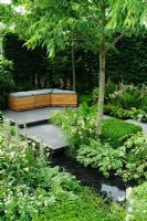 Lands End 'Across the Pond' - RHS Chelsea Flower Show 2011