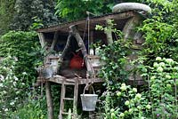 Garden of Magical Childhood - tree house