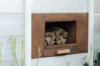Outdoor wall oven - RHS Chelsea Flower Show 2013