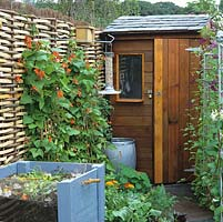 Gap photos specialising in garden and plant photography for Garden shed qatar