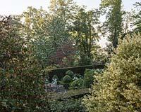 Gap Gardens Scalabrin Laube Garten Feature By Annette Lepple