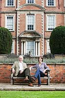 Richard and Lucinda Compton, Newby Hall