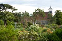 The World Garden - Lullingstone Castle, Kent, UK.