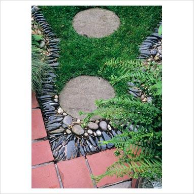 caminos en el jardin 0049511