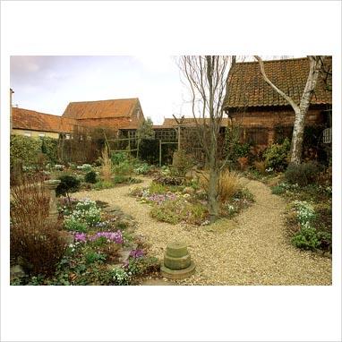 caminos en el jardin 0073922