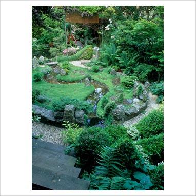 caminos en el jardin 0075990