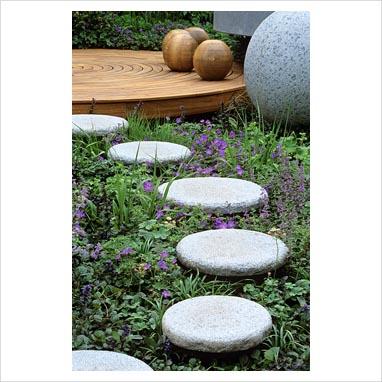 caminos en el jardin 0080429