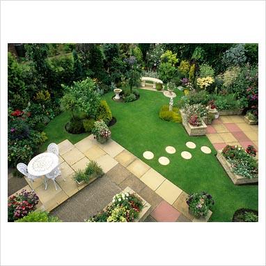 caminos en el jardin 0080745